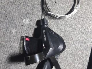 Манектка Shimano Altus M810 7ск