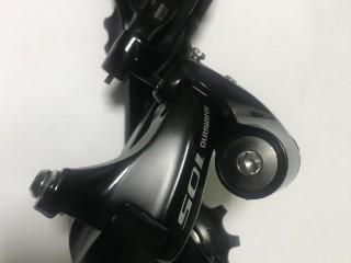 Переключатель задний Shimano 105 5800-GS 11ск
