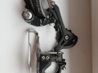 Переключатель задний Shimano Altus M370 9ск