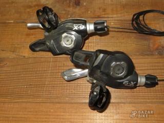 Комплект манеток Sram X9 3x9ск