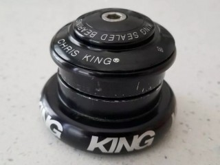 "Рулевая колонка Chris King Inset 7 ZS44 | EC44 1⅛-1,5"""