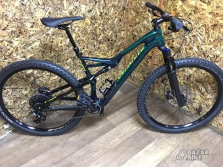 Specialized Camber Comp Carbon 29er L 2018