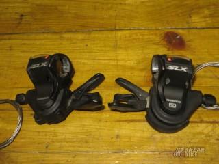 Комплект манеток Shimano SLX M670 3x10ск