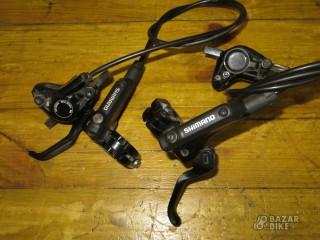 Комплект тормозов Shimano Deore M596