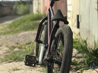 BMX Macneil Bibi Custom