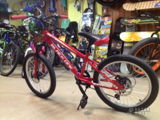 Детский велосипед Black One Ice (новый)
