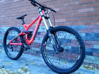 Commencal Supreme DH S 27,5 2014