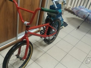 BMX Cult Hawk Custom