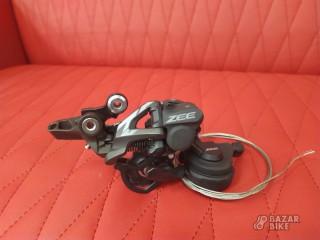 Привод Shimano zee m640 + кассета и цепь