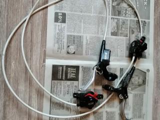 Комплект тормозов Tektro Draco