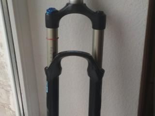 Вилка 27,5 RockShox Reba RL 120мм QR