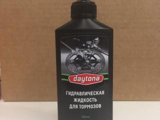 Тормозная жидкость Daytona 100мл