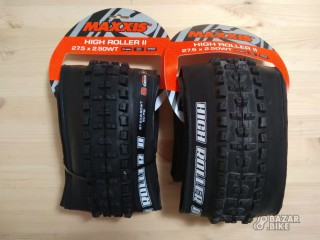 Комплект покрышек Maxxis High Roller II 27,5x2,5 (новый)