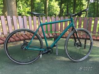 Велосипед на планетарной втулке L