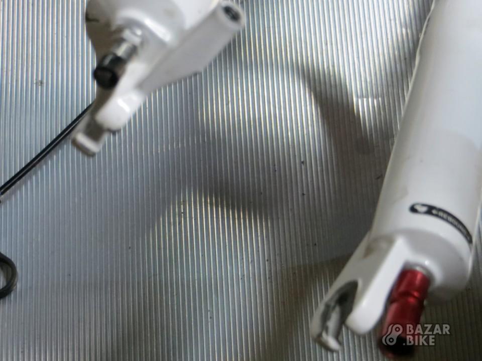 Вилка RockShox Reba SL Dual Air 100мм
