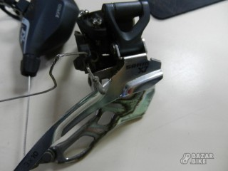 Переключатель передний Sram X7 3ск + манетка