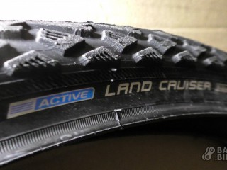 Покрышка Schwalbe Land Cruiser 28x1,4 700c (новая)