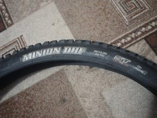 Покрышка Maxxis Minion DHF ST 26x2,35