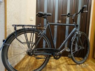 Велосипед на планетарке